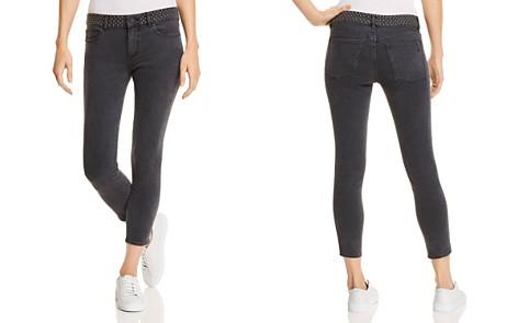 DL1961 Florence Instasculpt Crop Skinny Jeans in Highland - 100% Exclusive - Bloomingdale's_2