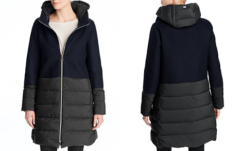 Herno Nuage Lightweight Mixed Media Down Coat - Bloomingdale's_2