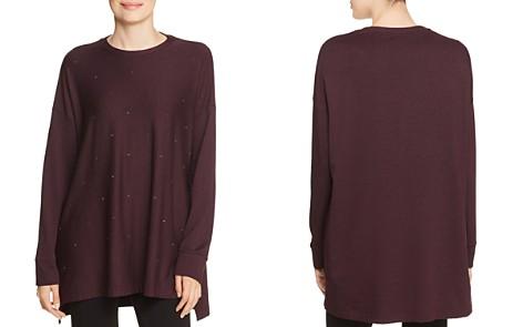 Capote Embellished Tunic Sweatshirt - Bloomingdale's_2