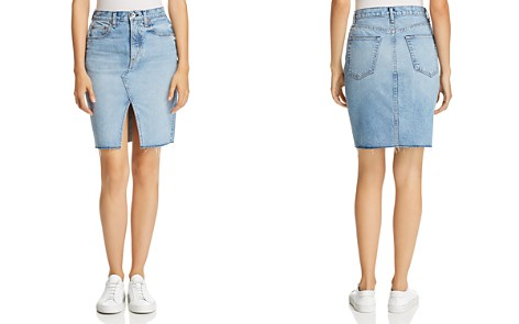 rag & bone/JEAN Suji Denim Pencil Skirt - Bloomingdale's_2