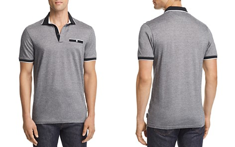 Ted Baker Overt Oxford Regular Fit Polo - 100% Exclusive - Bloomingdale's_2