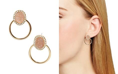 BAUBLEBAR Asha Druzy Hoop Earrings - Bloomingdale's_2