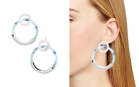 BAUBLEBAR Daniya Resin Hoop Earrings - Bloomingdale's_2