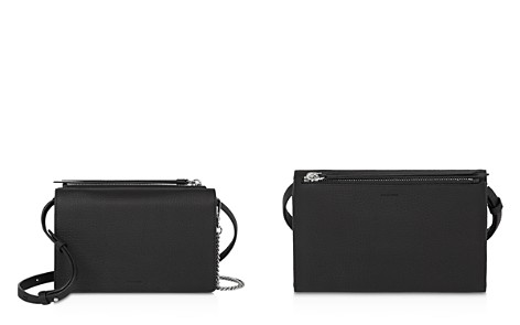 ALLSAINTS Fetch Large Leather Chain Wallet Crossbody - Bloomingdale's_2