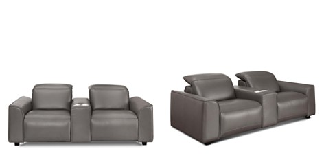 Chateau d'Ax Marco Home Theater Motion Leather Sofa Sectional - Bloomingdale's_2