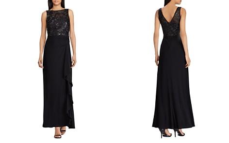 Lauren Ralph Lauren Embellished Bodice Gown - Bloomingdale's_2