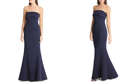 Eliza J Strapless Mermaid Gown - Bloomingdale's_2