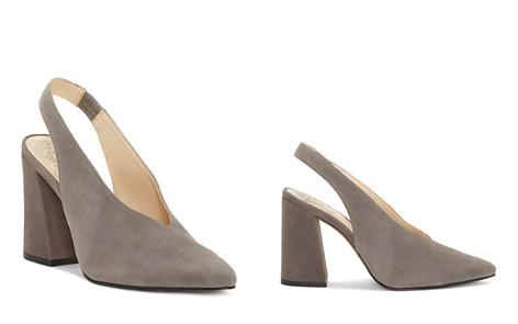 VINCE CAMUTO Women's Tashinta Pointed-Toe Block High-Heel Pumps - Bloomingdale's_2