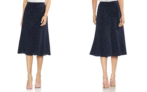 VINCE CAMUTO Soho Pindot Skirt - Bloomingdale's_2