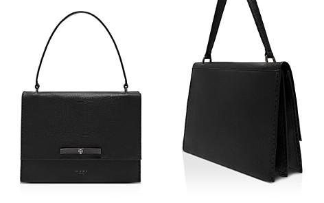 Ted Baker Jessi Concertina Medium Leather Shoulder Bag - Bloomingdale's_2