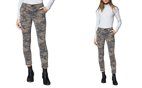 Sanctuary Fast Track Camo Skinny Chino Pants - Bloomingdale's_2