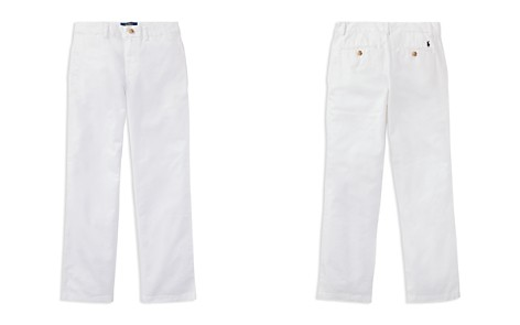 Polo Ralph Lauren Boys' Slim-Fit Cotton Pants - Big Kid - Bloomingdale's_2