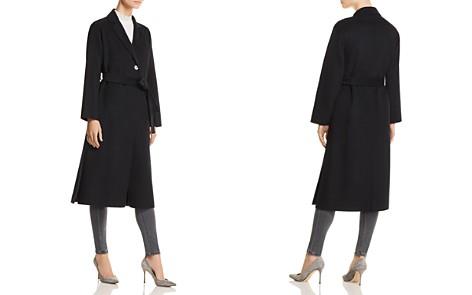 Maje Galib Belted Coat - 100% Exclusive - Bloomingdale's_2