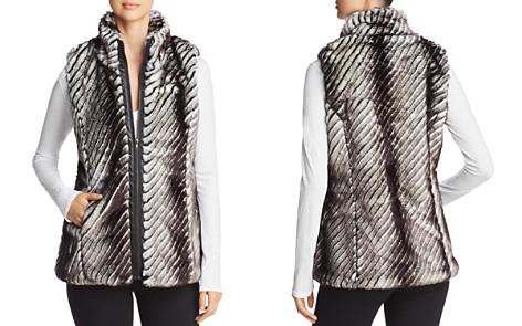 Sioni Paneled Faux Fur Vest - Bloomingdale's_2