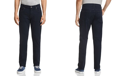 7 For All Mankind Luxe Sport Adrien Taper Slim Fit Jeans in Authentic - Bloomingdale's_2