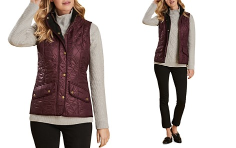 Barbour Cavalry Diamond-Quilted Gilet - Bloomingdale's_2