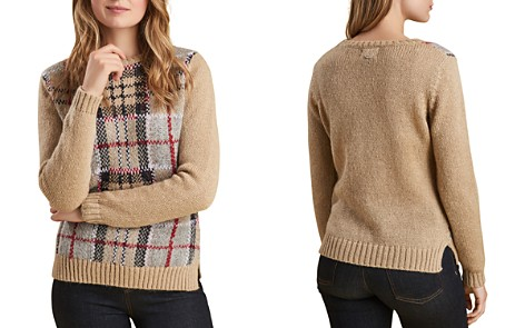 Barbour Morlich Knit Plaid Sweater - Bloomingdale's_2