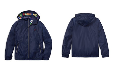 Polo Ralph Lauren Boys' Packable Windbreaker Jacket - Big Kid - Bloomingdale's_2