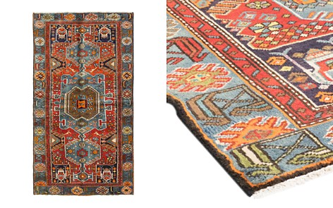 """Solo Rugs Hamadan Hope Hand-Knotted Area Rug, 4'0"""" x 7'3"""" - Bloomingdale's_2"""