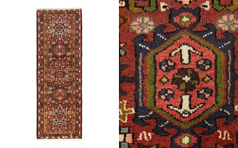 """Solo Rugs Gashghai Laurel Hand-Knotted Runner Rug, 2'5"""" x 6'9"""" - Bloomingdale's_2"""