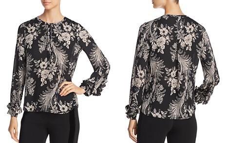 Kobi Halperin Jaycie Floral Silk Blouse - Bloomingdale's_2