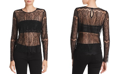 CAMI NYC Asher Sheer Lace Top - Bloomingdale's_2