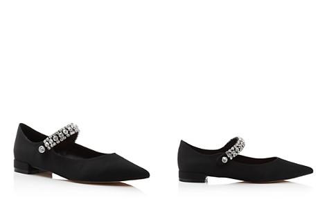 Kurt Geiger Women's Kingly Pointed Toe Ballerina Flats - Bloomingdale's_2