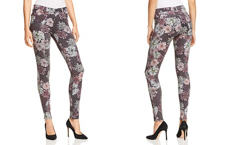 J Brand 620 Super Skinny Jeans in Queen Anne's Lace - Bloomingdale's_2