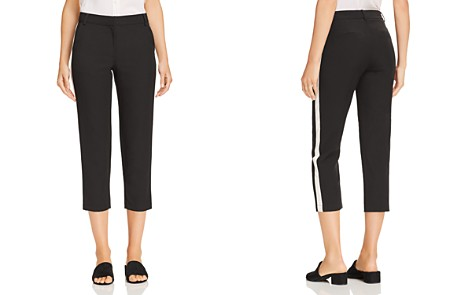 AQUA Cropped Tuxedo Pants - 100% Exclusive - Bloomingdale's_2