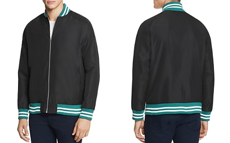 Sovereign Code Hunter Stripe-Trimmed Bomber Jacket - Bloomingdale's_2