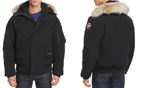 Canada Goose Chilliwack Fur-Trimmed Down Bomber Jacket - Bloomingdale's_2