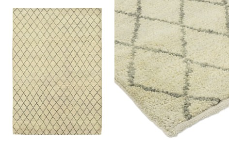 Solo Rugs Rabat Diamante Hand-Knotted Area Rug Collection - Bloomingdale's_2