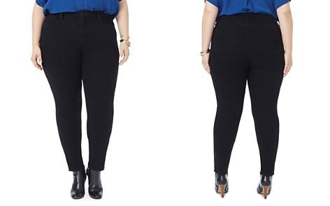 NYDJ Plus Ami Skinny Jeans in Black - Bloomingdale's_2