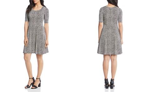Karen Kane Printed A-Line Dress - Bloomingdale's_2
