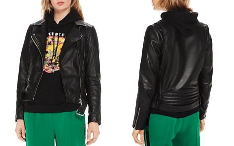 Scotch & Soda Signature Leather Moto Jacket - Bloomingdale's_2