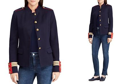 Lauren Ralph Lauren Slim Military Jacket - Bloomingdale's_2