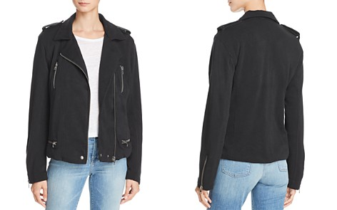 CHASER Knit Moto Jacket - Bloomingdale's_2