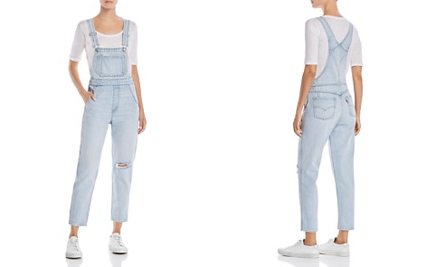 Levi's Mom Denim Overalls in Donna Martin - Bloomingdale's_2