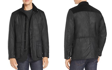 Barbour Kyle Wax Jkt - Bloomingdale's_2