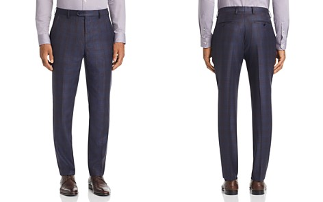 Ted Baker Fablomt Debonair Check Suit Trousers - 100% Exclusive - Bloomingdale's_2