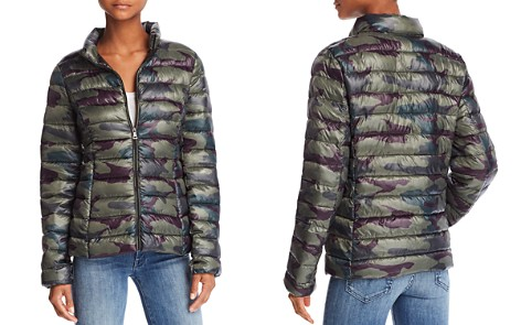 AQUA Packable Camo Puffer Coat - 100% Exclusive - Bloomingdale's_2