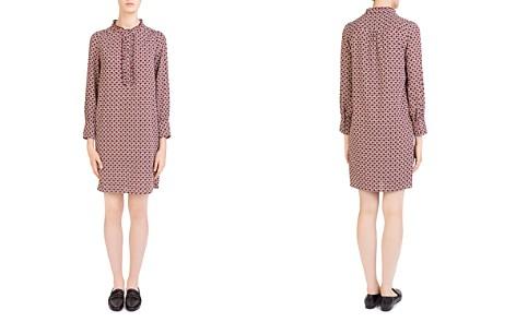 Gerard Darel Amanda Floral-Print Shirt Dress - Bloomingdale's_2