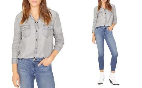 Sanctuary Utility Shirt - Bloomingdale's_2