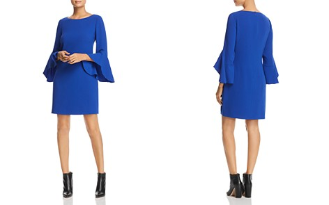Elie Tahari Dori Bell-Sleeve Sheath Dress - Bloomingdale's_2
