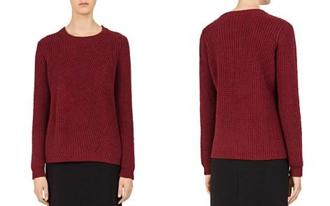Gerard Darel Carolina Directinal-Rib Sweater - Bloomingdale's_2