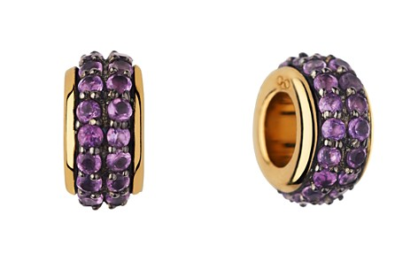 Links of London Sweetie Pavé Amethyst Bead - Bloomingdale's_2