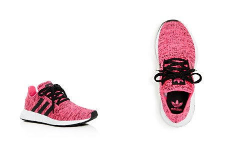 Adidas Unisex Swift Run Knit Lace-Up Sneakers - Big Kid - Bloomingdale's_2