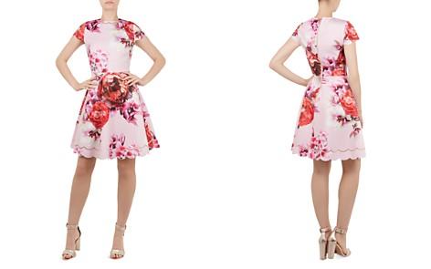 Ted Baker Seeana Splendour Scalloped Dress - Bloomingdale's_2