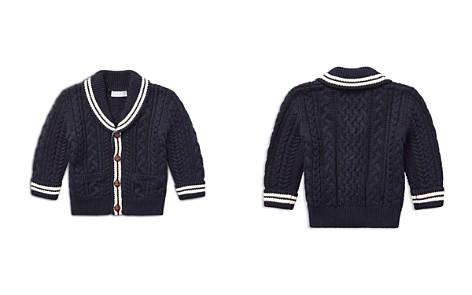 Ralph Lauren Boys' Aran Knit Cardigan - Baby - Bloomingdale's_2
