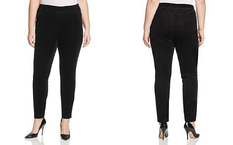 Eileen Fisher Plus Corduroy Legging Jeans - Bloomingdale's_2